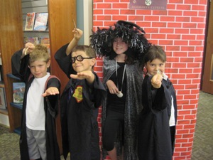 Harry Potter @ AWPL