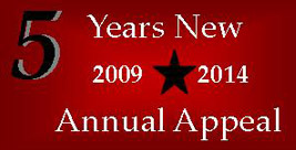 Annual Appeal 2014-2015